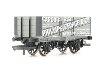 7 Plank Wagon 'Phillips, George & Co'