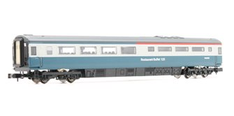 Mk3 BR Blue/Grey Buffet Coach W40435