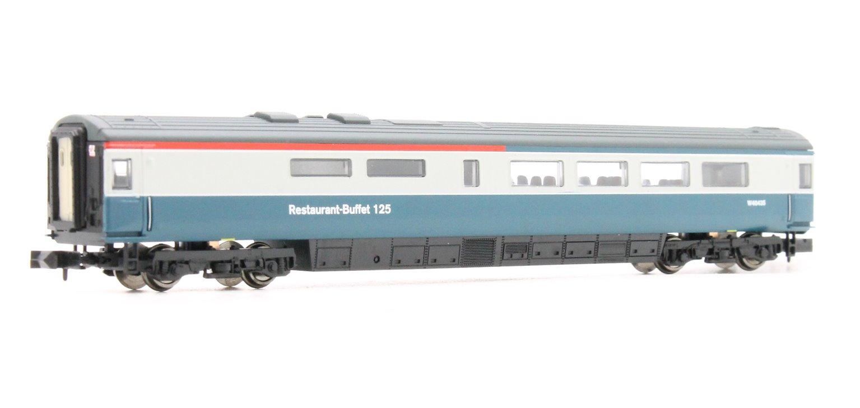 Mk3 BR Blue/Grey Buffet Coach W40435