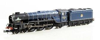 Class A1 'Tornado' #60163 BR Express Blue 4-6-2 Locomotive