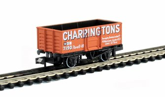 Charringtons, Red Butterley Steel Type Coal Wagon