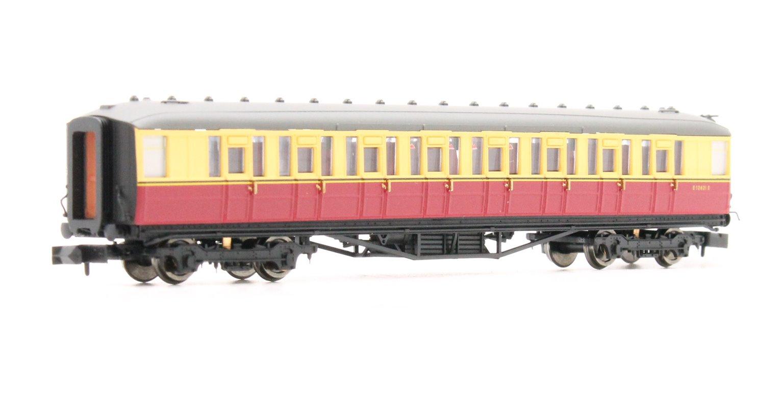 Gresley BR Carmine & Cream 2nd Class E12621E