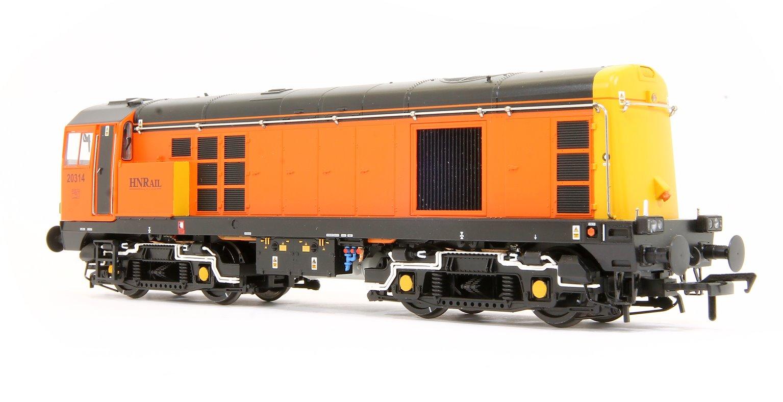 Class 20/3 20314 Harry Needle Railroad Company - DCC Sound