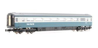 Mk3 BR Blue/Grey 2nd Class Coach E42100