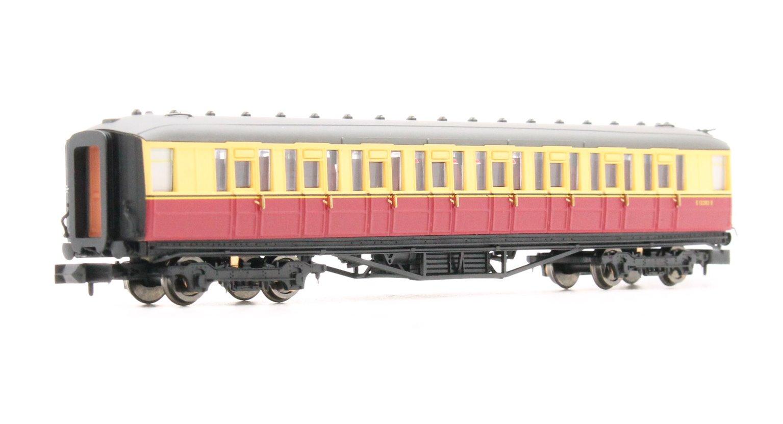 Gresley BR Carmine & Cream 2nd Class E12283E