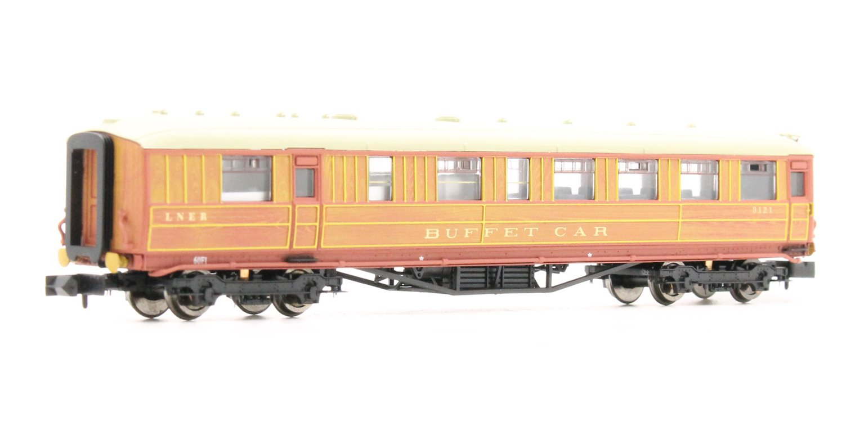 Gresley LNER Teak Buffet 9121