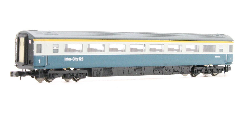 Mk3 BR Blue/Grey 1st Class Coach W41009