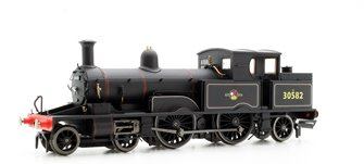 Adams Radial Steam Locomotive - BR Late 30582