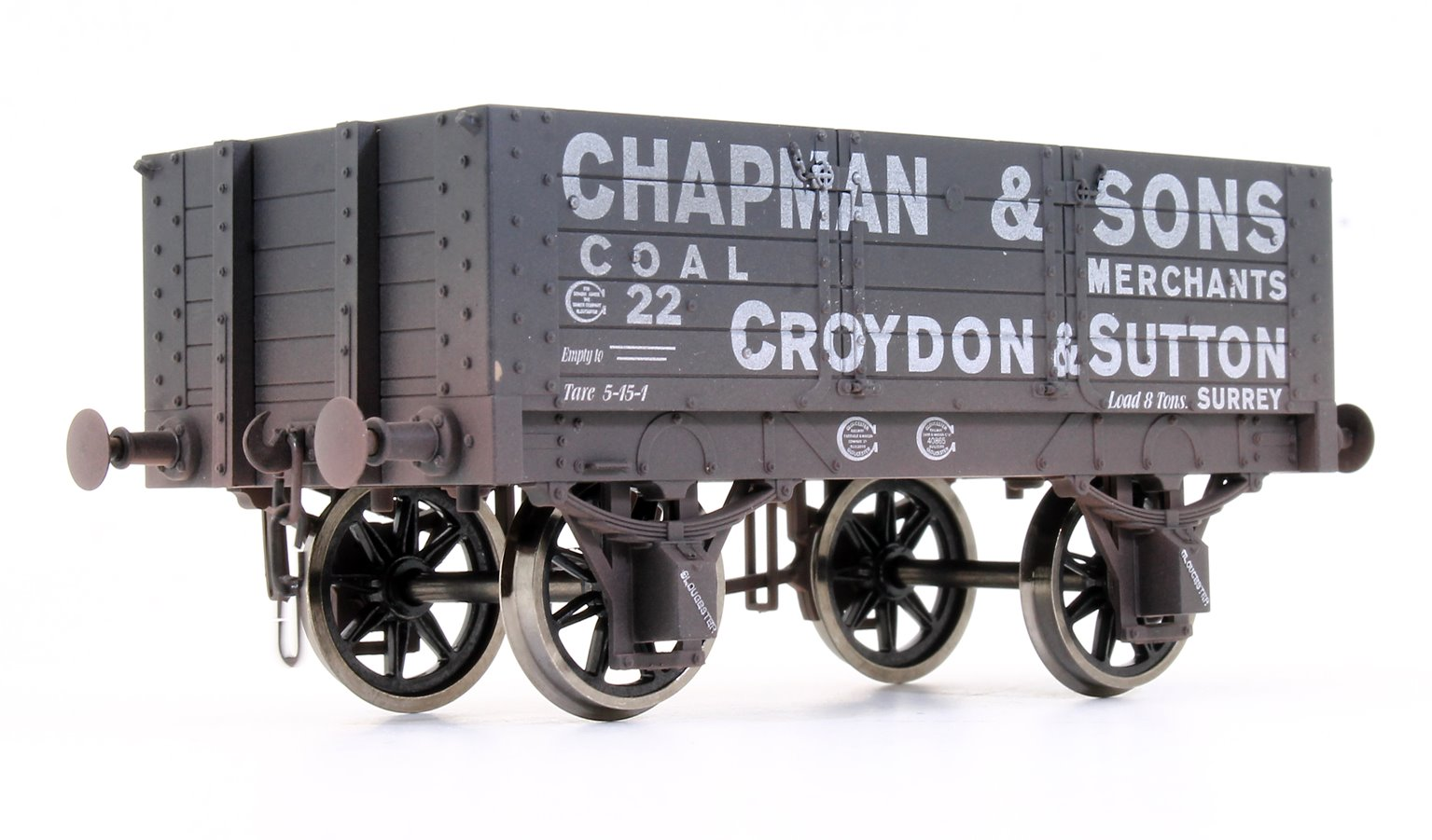 5 Plank Chapman & Sons 22 Weathered
