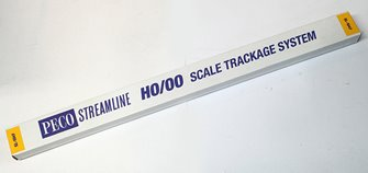 SL104F 25 Yards Code 75 Steel Sleeper Flexible Track
