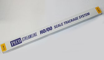 SL102F 25 Yards finescale concrete sleeper type nickel silver flexible track