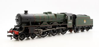 BR Green 'Silver Jubilee' Jubilee Class 4-6-0 Steam Locomotive 45552