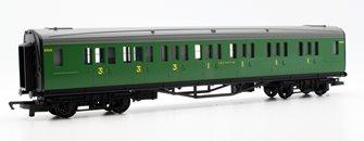RailRoad SR Composite Coach  5505