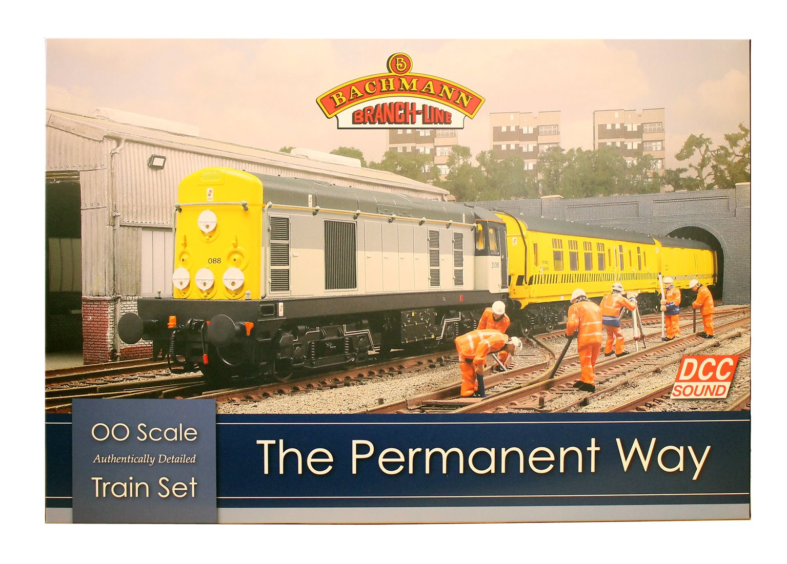 The Permanent Way' Train Set