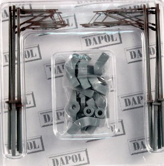 Mk3 High Speed Catenary Mast (Pack of 10)