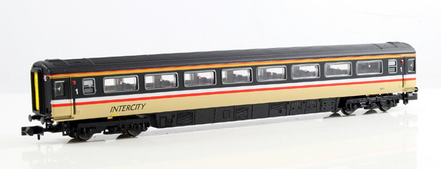 Intercity Swallow Mk3 1st Class Coach #11073 Loco Hauled