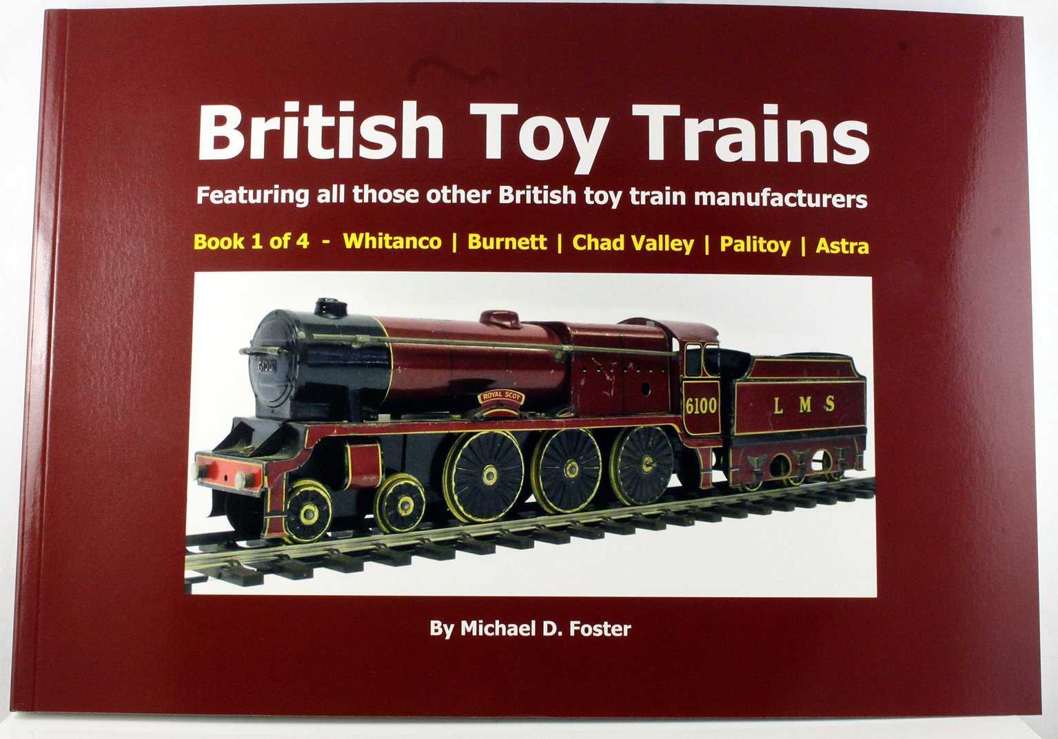 British Toy Trains Book 1