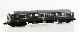Class 122 W55006 BR Green SYP