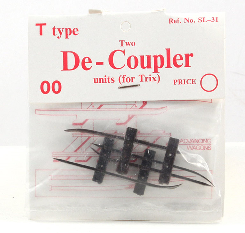 SL31 Original Simplex & Trix Decouplers (Pack of 2)