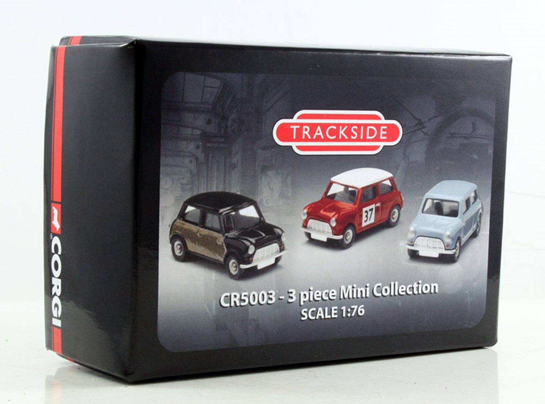 3 piece Mini Collection - Speedwell Blue, Radford Wicker Mini, Monte Carlo Rally Mini