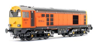Class 20/3 20311 Harry Needle Railroad Company Locomotive (DCC Sound)
