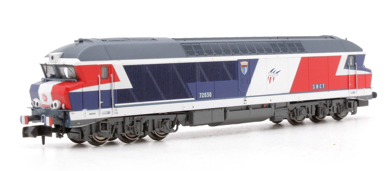 SNCF CC72030 EP.IV Diesel Locomotive