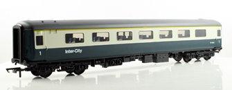 RailRoad BR InterCity Mk2E Open First Coach W3244