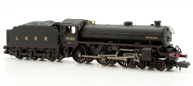 Class B1 'Roedeer' #1040 LNER Lined Black
