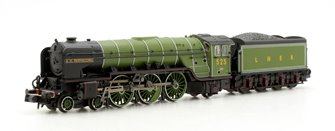 Class A2 'A H Peppercorn' #525 LNER Apple Green