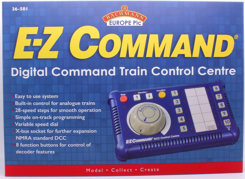 E-Z Command Digital Train Control System