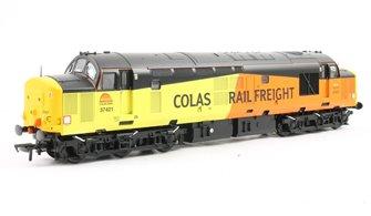 Class 37/4 37421 Colas