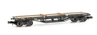30 Ton Bogie Bolster Wagon GWR Grey
