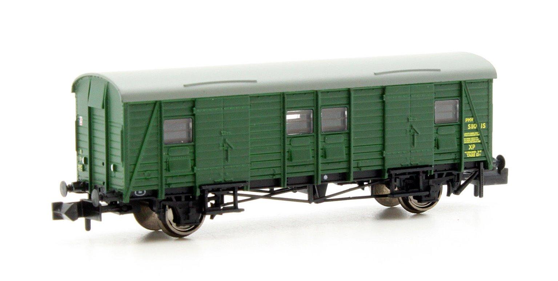 Southern PL Passenger Luggage Van BR (SR) Green