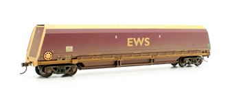 104 Tonne glw HTA Bulk Coal Hopper Wagon EWS Weathered