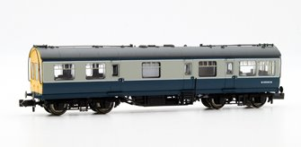 LMS 50ft Inspection Saloon Blue & Grey