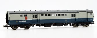 BR MK1 'Royal Mail' TPO Sorting Van Blue & Grey