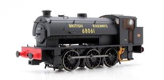 Class J94 0-6-0 Steam Locomotive #68061 'British Railways' original bunker height