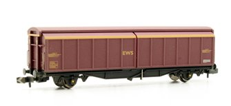 46T VGA Sliding Wall Van EWS Weathered