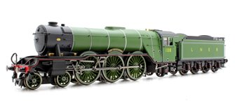 The Final Day - LNER 4-6-2 'Gay Crusader' A3 Class Locomotive No.108