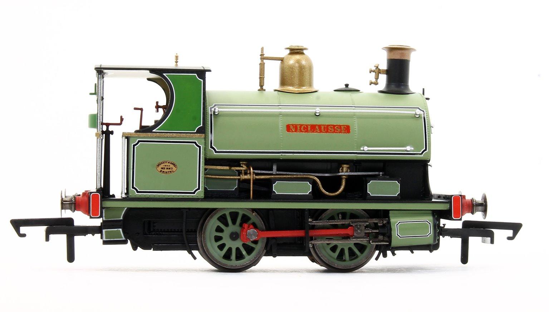 Peckett W4 'Nicausse' Willans and Robinson 0-4-0 Tank Locomotive No.88