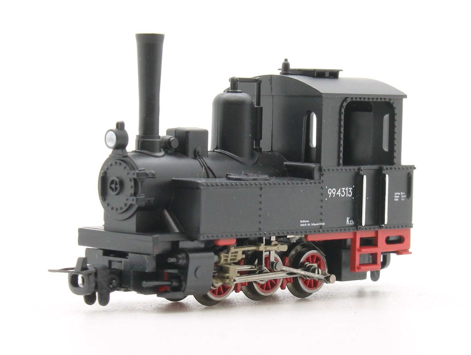 Roco 33241 0-6-0 Tank Locomotive Epoch III