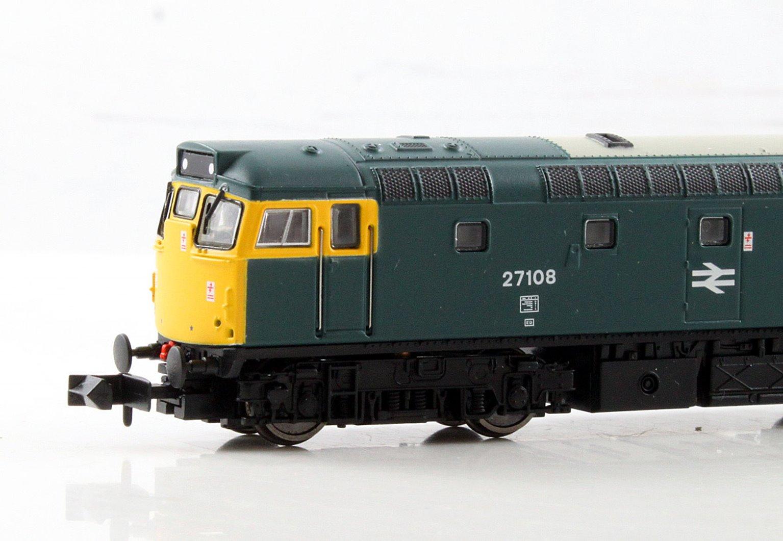 BR Blue Class 27 108 Diesel Locomotive