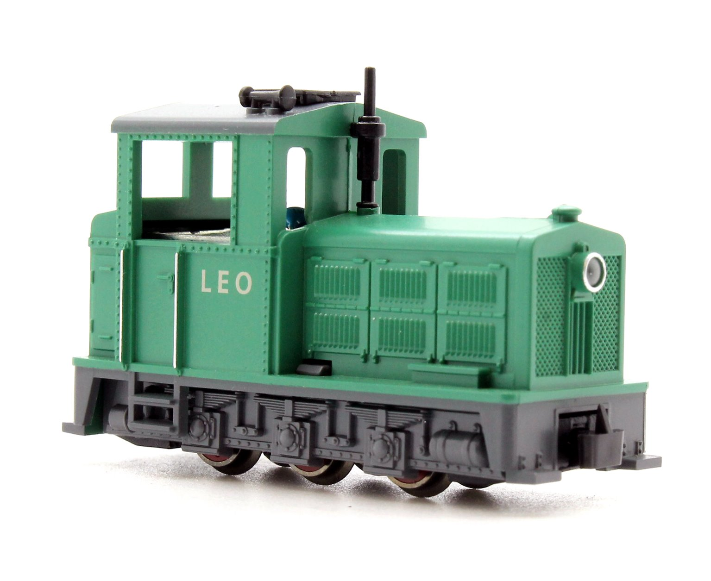 Start - Feldbahn Leo Diesel Locomotive III