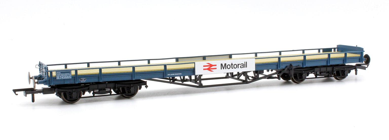 Car Flat FVV B745684 BR Motorail