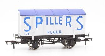 Gunpowder Van Spillers 175