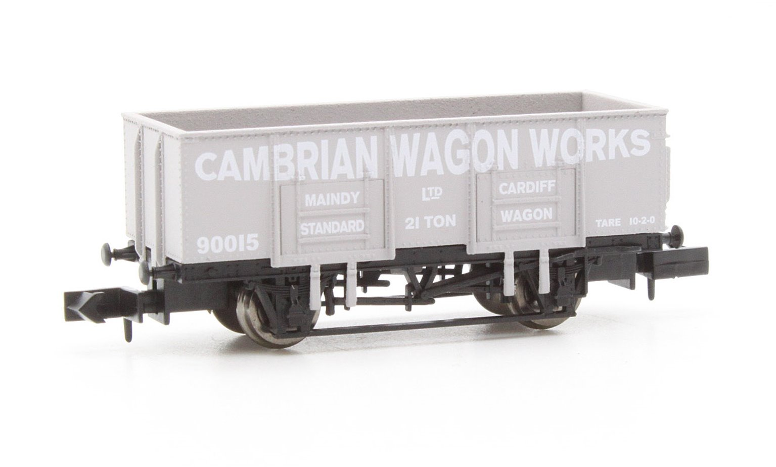 Dapol 2F-038-023 20T Steel Mineral Cambrian Wagon Works