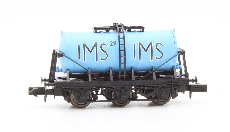 Dapol 2F-031-010 6 Wheel Milk Tanker IMS 29
