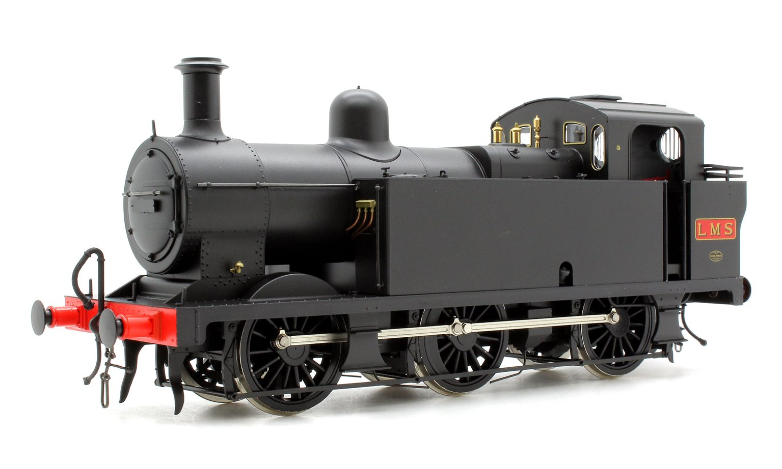 Class 3F 'Jinty' 0-6-0 in Early LMS black	- Unnumbered