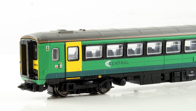 Class 153 378 Central Trains Diesel Locomotive