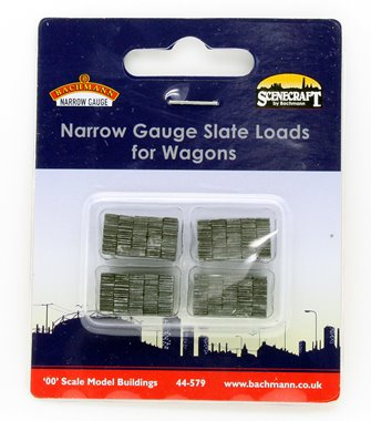 Narrow Gauge Slate Loads for Wagons